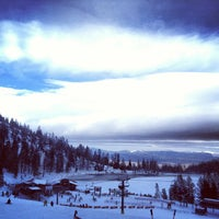 Photo taken at East Peak Lodge by Erica W. on 12/16/2012