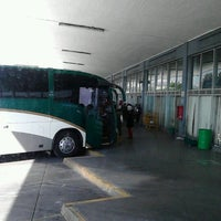 Photo taken at Terminal Central de Autobuses del Poniente by David S. on 1/31/2013