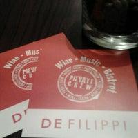 Снимок сделан в De Filippi Wine пользователем Enrico C. 3/25/2013