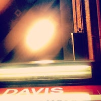 Photo taken at MBTA Davis Square Station by Samantha J. on 12/29/2012
