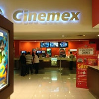 Photo taken at Cinemex by Eric T. on 1/3/2013