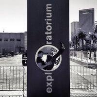 6/7/2013 tarihinde Aaron D.ziyaretçi tarafından Exploratorium'de çekilen fotoğraf