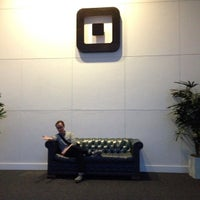 Photo taken at Square HQ by Aaron D. on 5/24/2013