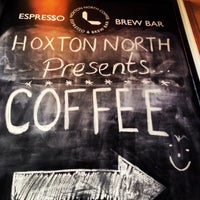 Photo taken at Hoxton North by Gregory K. on 12/1/2013