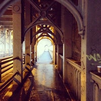 Photo taken at High Level Bridge by Gregory K. on 3/28/2014