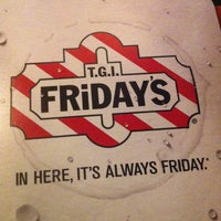 Photo taken at TGI Fridays by Cara C. on 2/12/2013
