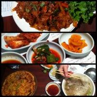 Photo taken at Natural Tofu by Linda Lou on 12/22/2012