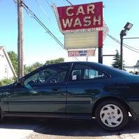 Photo taken at Elgin Car Wash by HondaPro J. on 7/3/2014