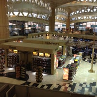 Photo taken at King Khalid International Airport (RUH) by NajLa on 8/21/2013
