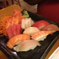 Photo taken at Seafront Sushi by Gabrielle B. on 8/23/2013