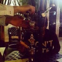 Photo taken at SheSha Café & Lounge by Arvinda on 5/10/2014