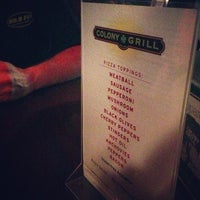 Photo taken at Colony Grill by Kevin B. on 6/19/2013