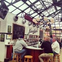 Photo taken at Leinenkugel's Beer Garden by Kevin B. on 3/2/2013