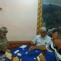 Photo taken at Vezir'in Kahvesi by Murat bayram M. on 8/9/2013