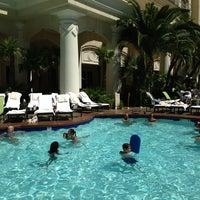 Photo taken at Four Seasons Hotel Las Vegas Pool by Stephanie V. on 6/25/2013