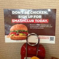 Photo taken at Smashburger by Motaz a. on 3/4/2013