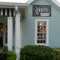 Photo taken at Honey's Vintage Sweets by Megan P. on 6/7/2013