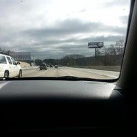Photo taken at Interstate 75 & Jonesboro Rd by Kimberly S. on 12/29/2013