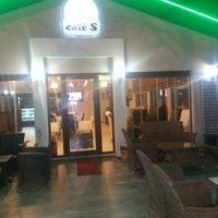 Photo taken at Cafe S by Orhan Ç. on 1/21/2013