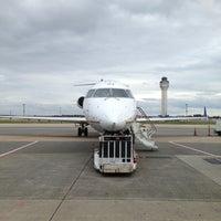 Photo taken at Gate C28 by Mari S. on 10/16/2013