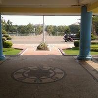 Photo taken at Kantor Manajemen Univ. Airlangga by Rina Qoidatul A. on 5/8/2013