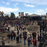 Photo taken at Full Throttle Saloon by Whitney T. on 8/4/2015