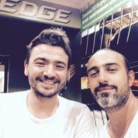 Photo taken at AVIS Bosphorus Rally Service Park by Semih E. on 7/26/2015