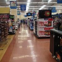 Photo taken at Walmart by Fredo G. on 4/28/2013