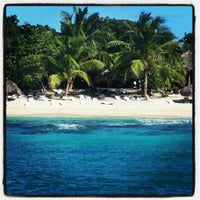 Photo taken at Isla Catalina by Vanessa L. on 1/5/2013