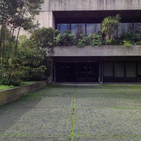 Photo taken at Biblioteca de Arte da Fundação Calouste Gulbenkian by Joäo P. on 1/15/2013