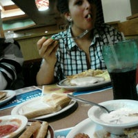 Photo taken at Denny's by Lia K. on 5/20/2013