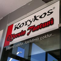 Photo taken at Korykos Mersin Tantuni by Aylin D. on 5/19/2013