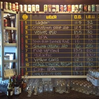 Foto tirada no(a) Hopworks Urban Brewery por Paul B. em 4/17/2012