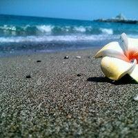 6/28/2013 tarihinde Надюша П.ziyaretçi tarafından Rixos Sungate Beach'de çekilen fotoğraf