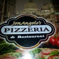 Photo taken at JonAngelo's Pizzeria & Restaurant by Christine L. on 1/19/2013