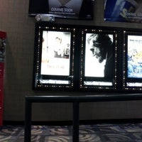 Photo taken at Regal Cinemas North Hills 14 by Jessica M. on 12/31/2012