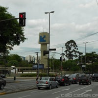 Photo taken at Avenida Vereador Narciso Yague Guimarães by Caio César O. on 11/22/2015
