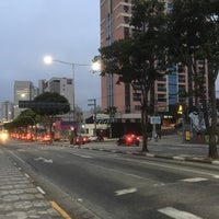 Photo taken at Avenida Vereador Narciso Yague Guimarães by Caio César O. on 5/3/2017