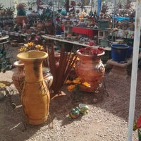 Photo taken at Southwest Pottery by Phil H. on 1/1/2013