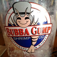 Photo taken at Bubba Gump Shrimp Co by Phil H. on 1/2/2013