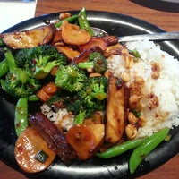 Photo taken at Pei Wei by Rohit J. on 3/1/2013