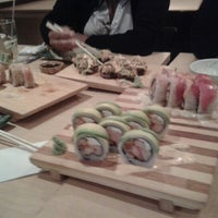 Photo taken at Nobu Sushi by Naty L. on 12/29/2012