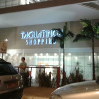 Photo taken at Taguatinga Shopping by Juliana R. on 5/10/2013