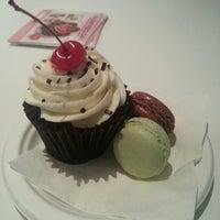 Photo taken at SugarBox Dessert Bar by Maryann V. on 3/29/2013