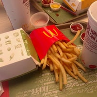 Photo taken at McDonald's by Isaac H. on 1/29/2013