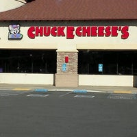 Photo taken at Chuck E. Cheese's by Bryan G. on 2/11/2013