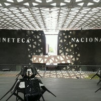 Photo prise au Cineteca Nacional par Guillermo G. le1/15/2013
