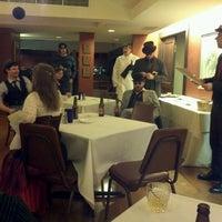 Photo taken at Humphrey Scottish Rite Masonic Center by Paul R. on 2/14/2013