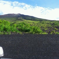 7/12/2013にakiが富士山 富士宮口 新五合目で撮った写真
