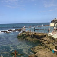 Photo taken at Bronte Beach Pool by Annabellina on 12/30/2012